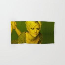 Hannah Spearritt - Celebrity (Photographic Art) Hand & Bath Towel
