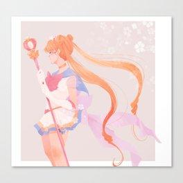 Super S Canvas Print
