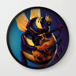 King Bee Wall Clock