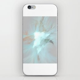 Just creative deep thought   (A7 B0185) iPhone Skin