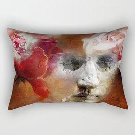 Comme une fleur Rectangular Pillow