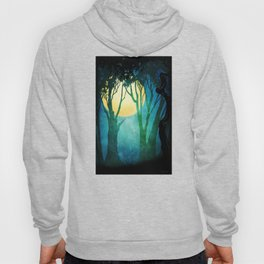 Dance By The Light Of The Full Moon Hoody