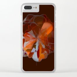Splotch! Clear iPhone Case