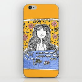 Fukushima made me do it... iPhone Skin