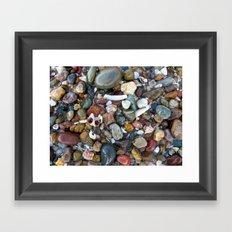 Ocean Treasure Framed Art Print