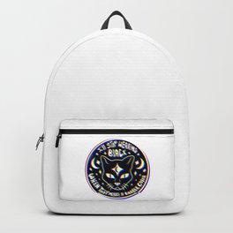 Black Cat 3D Backpack