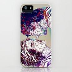 Geometric Larry iPhone (5, 5s) Slim Case