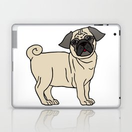Pug-licious! Laptop & iPad Skin