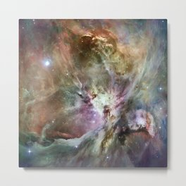 Orion Nebula 2 Metal Print