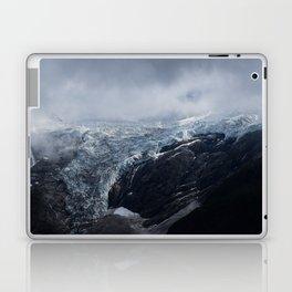 Grindelwald Glacier Laptop & iPad Skin