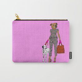 Lady Staffy Carry-All Pouch