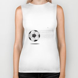 Moving Football Biker Tank