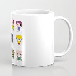 Pixel X-Men Coffee Mug