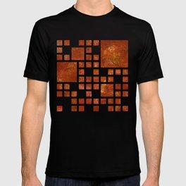 Nemissos V1 - painted squares T-shirt