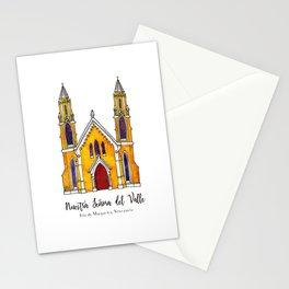 Basilica de Nuestra Senora del Valle Stationery Cards
