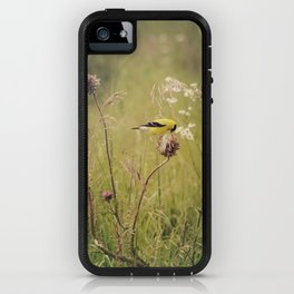 Life in the Meadow iPhone Case