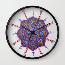 Ochrine Wall Clock