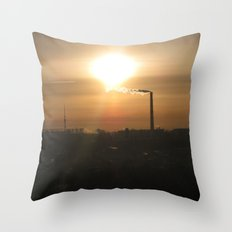 From my window(2) Throw Pillow