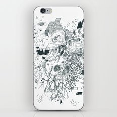 comp iPhone Skin