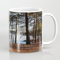 woods Mugs featuring Woods by NaturallyJess