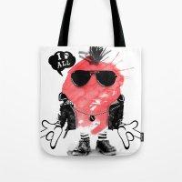 splash Tote Bags featuring SPLASH by Ali GULEC