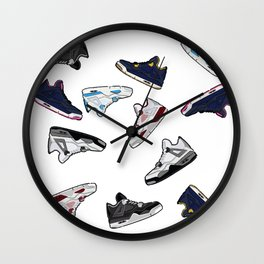 My Fav Aj4 Wall Clock