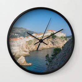 DUBROVNIK 11 Wall Clock