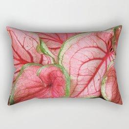 Caladium Rectangular Pillow