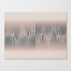Reversible Space A+B Canvas Print