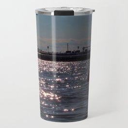 Fore River Glitter Travel Mug