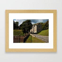 NAAFI  Framed Art Print