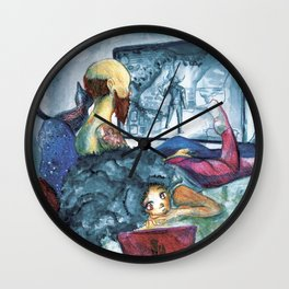 Love From Software Wall Clock