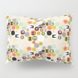 NOM NOM bright Pillow Sham