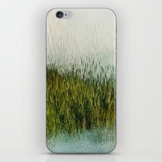 Planet Pixel Mountain iPhone & iPod Skin