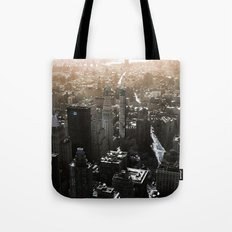 Back in town Tote Bag