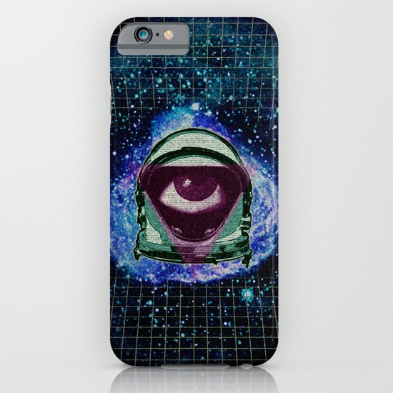 Space Eye iPhone & iPod Case