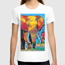 Elephant 3 T-shirt