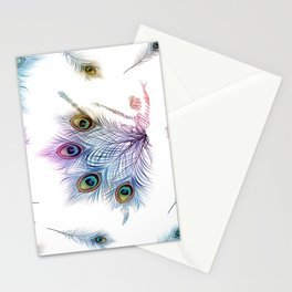 Peacock Dancer Stationery Cards