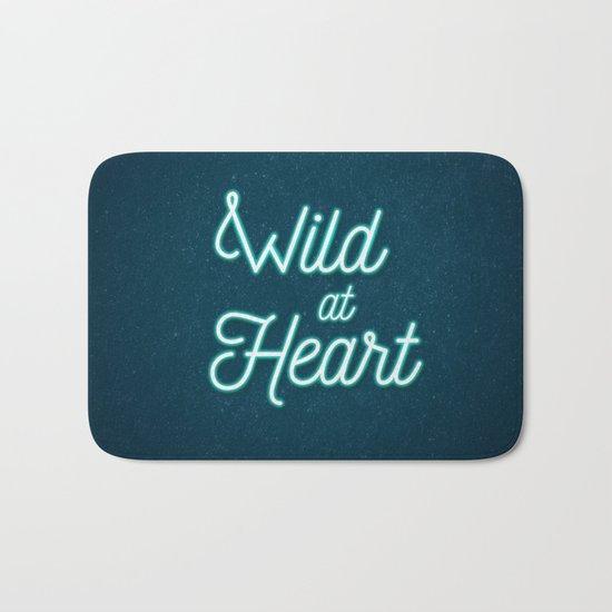 Wild at Heart Bath Mat