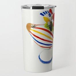 Cuckoo from Matera Travel Mug