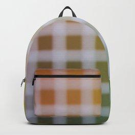 CMYK color management linen tester Backpack