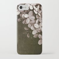 hydrangea iPhone & iPod Cases featuring hydrangea by inourgardentoo