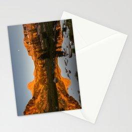 Alaska Basin Sunset Stationery Cards