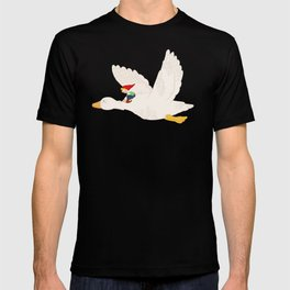 The Wonderful Adventures of Nils  T-shirt