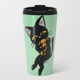 Baby dog Travel Mug