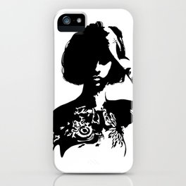 Kimbra iPhone Case