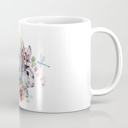 Spring Jackalope Coffee Mug