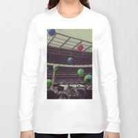 coldplay Long Sleeve T-shirts featuring Coldplay at Wembley by Efua Boakye