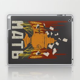Books Collection: The Mother Laptop & iPad Skin