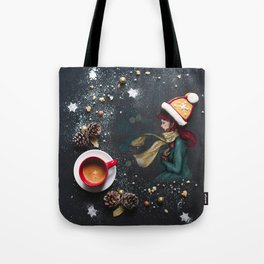 Sweet hat Tote Bag